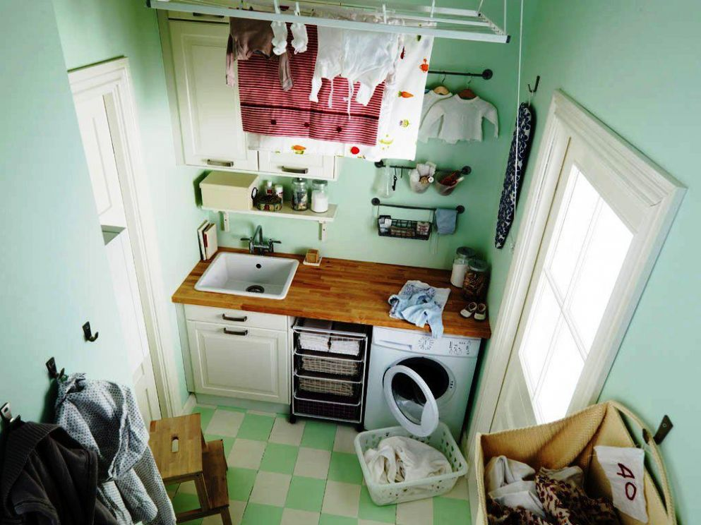 All About Ikea Laundry Room Ideas Rooms Interior And Decoration ...