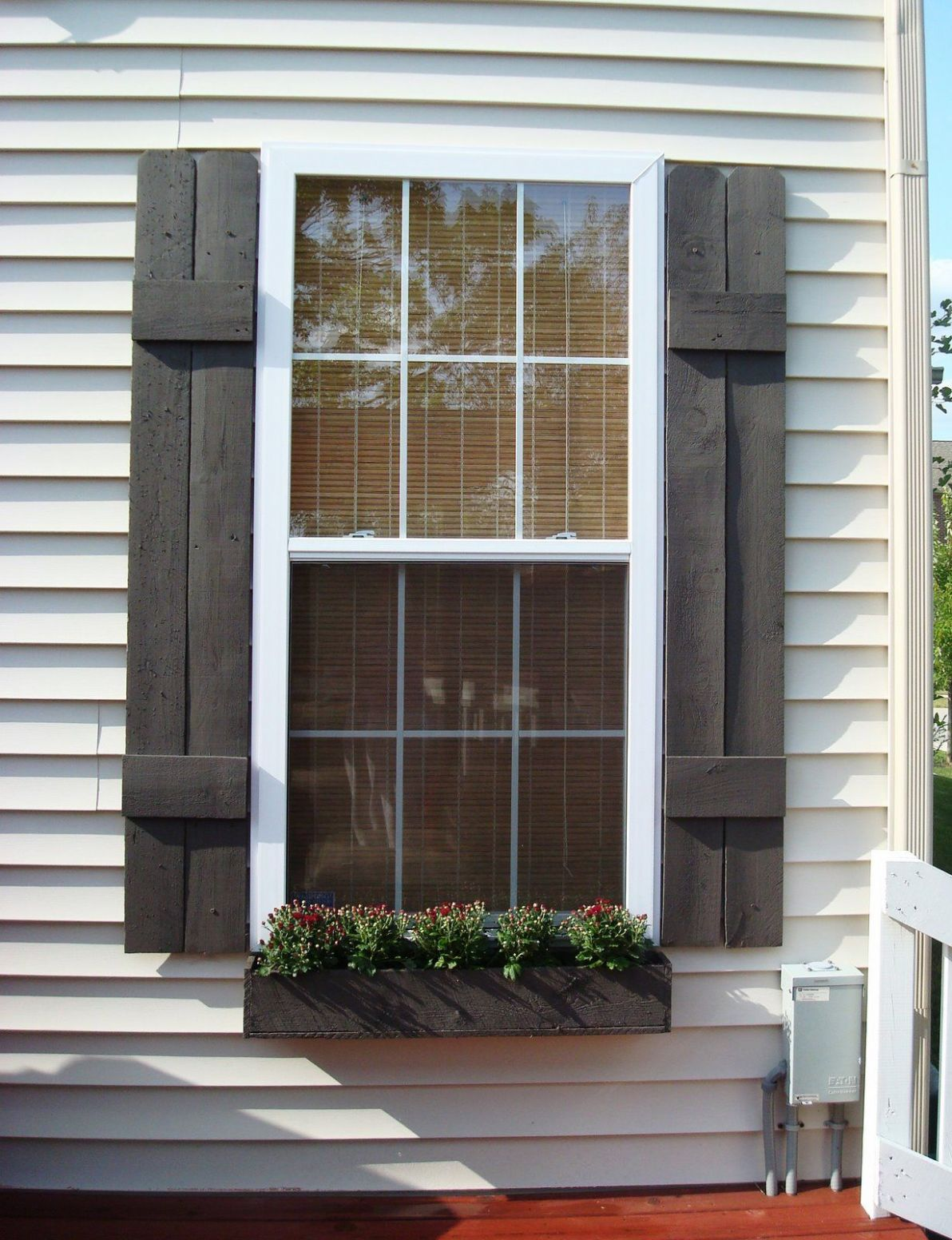Amazing Outdoor Window Shutters Ideas My Journey Pict For Sash ..