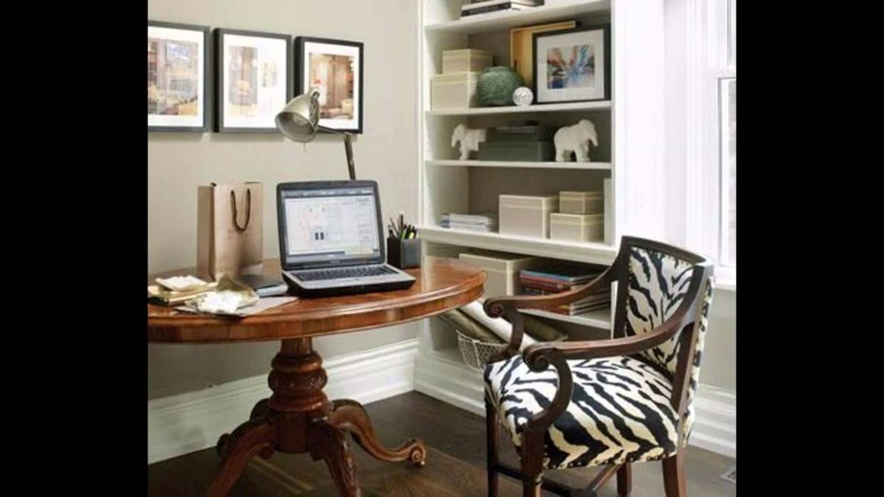 Amazing Small office decorating ideas