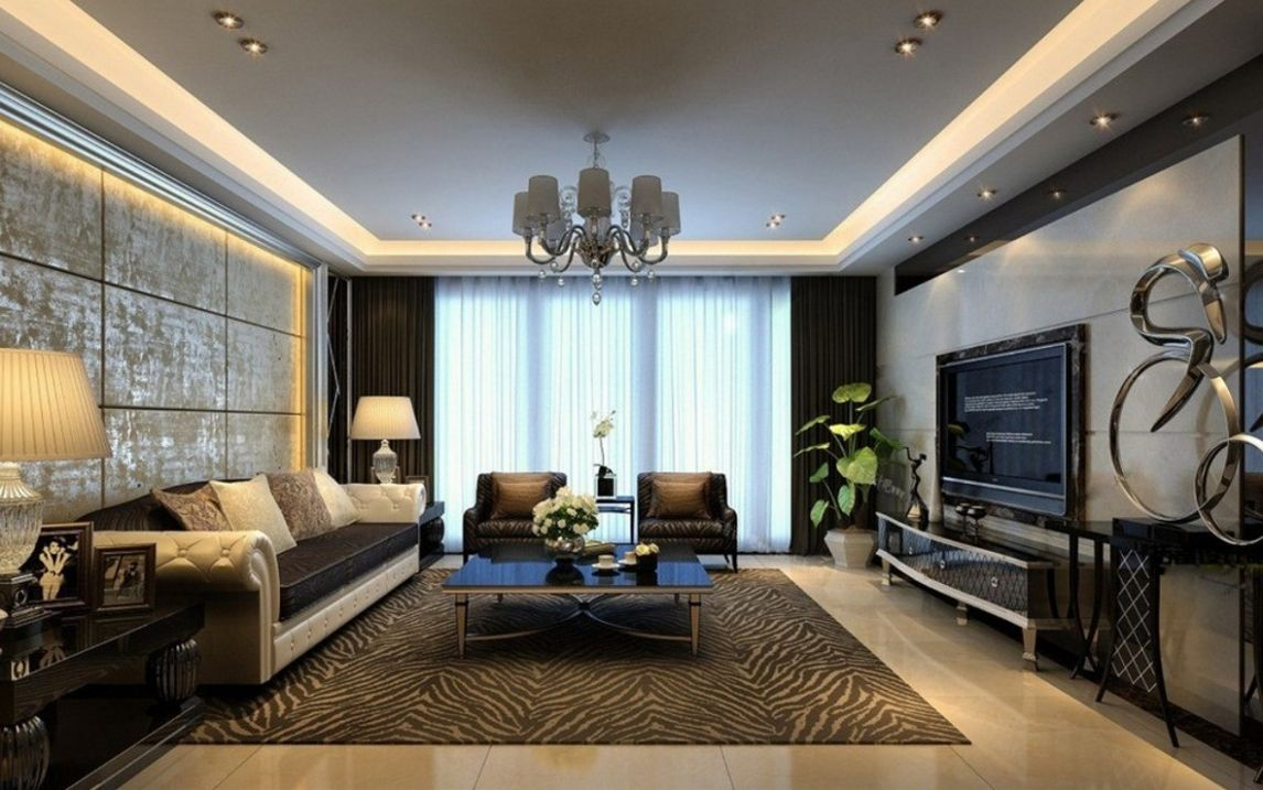 Amazing Wall Decor For Living Room Ideas With Minimum Cost Drawing ...