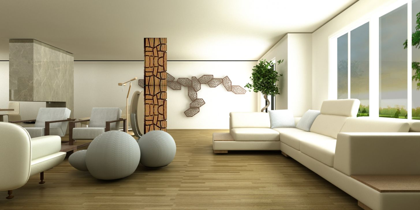 Amazing Zen Interior Design Inspired Concept On A Budget Principle ...
