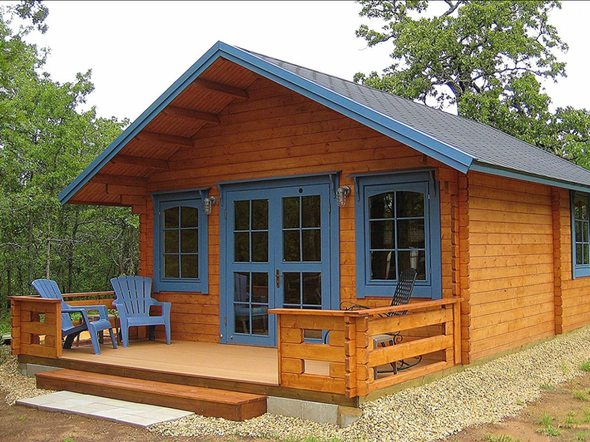 Amazon sells a $10,10 do-it-yourself tiny-home kit that takes ..