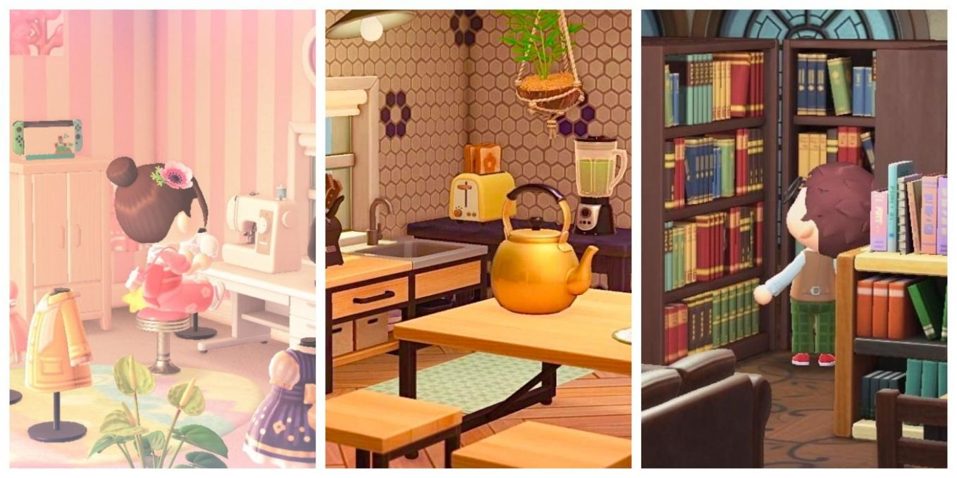 Animal Crossing: New Horizons' Best Room & House Design Examples