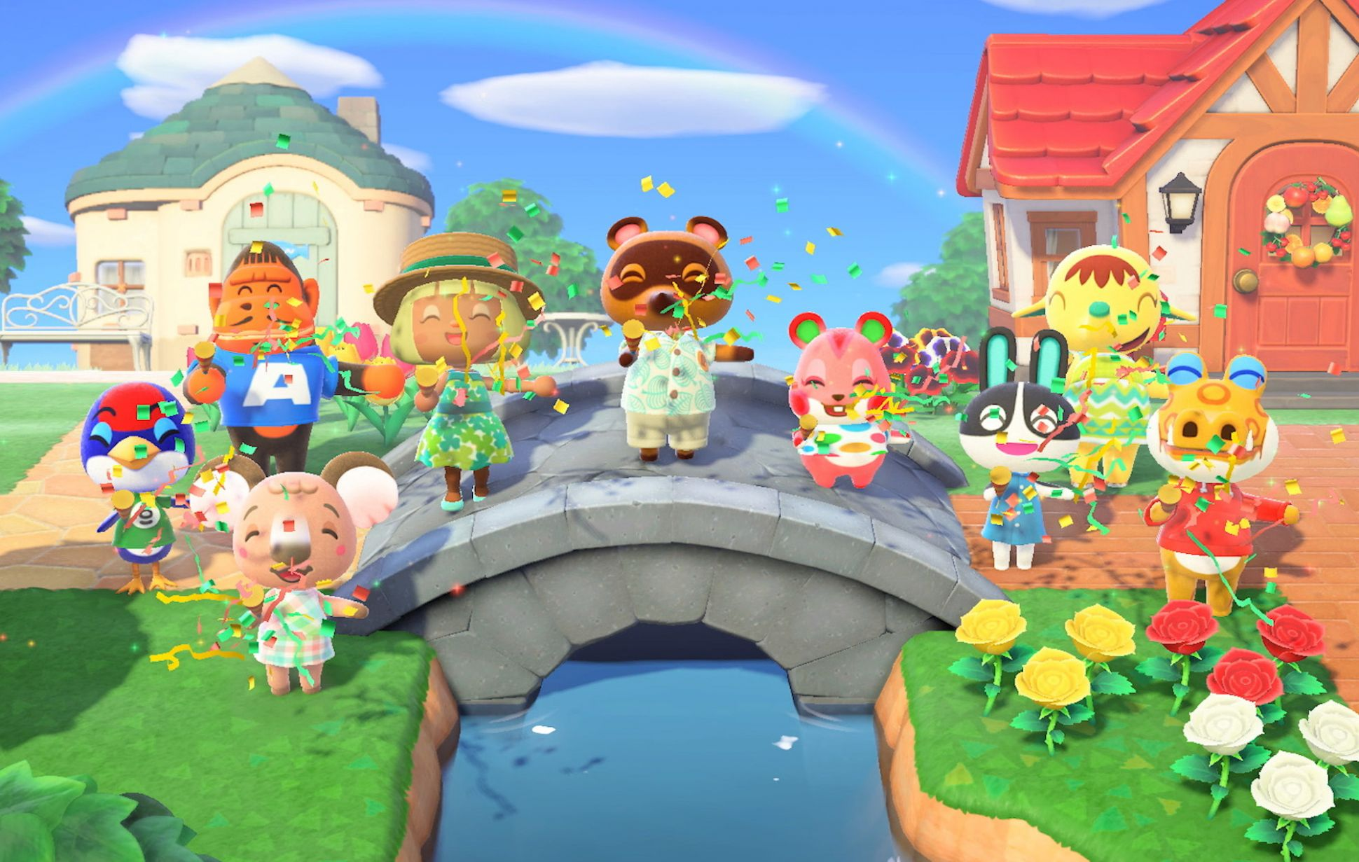 Animal Crossing: New Horizons' is a perfect way to weather self ...