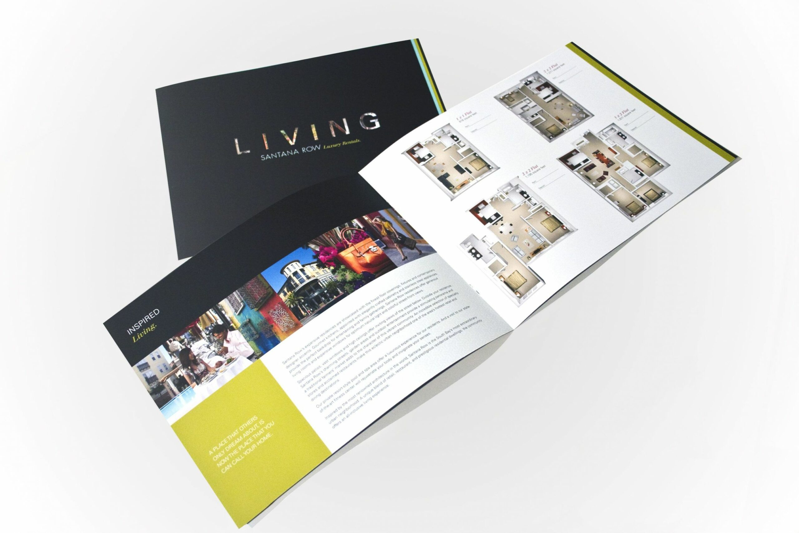apartment brochure (With images) | Graphic design layouts ...