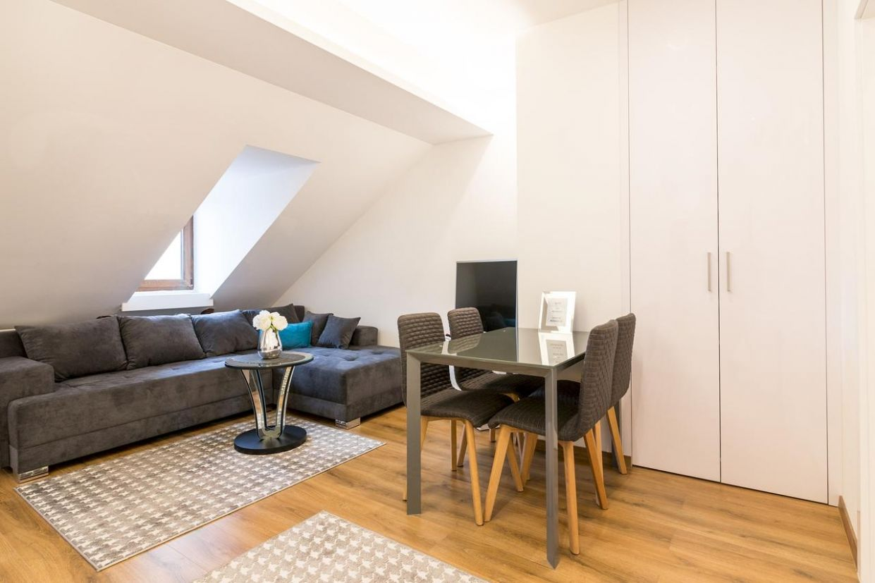 Apartment Design Lofts in the Old Town, Zagreb, Croatia - Booking.com