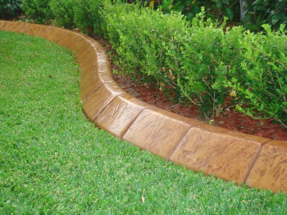 Artistic Garden Edging Ideas Australia and (With images) | Garden ...