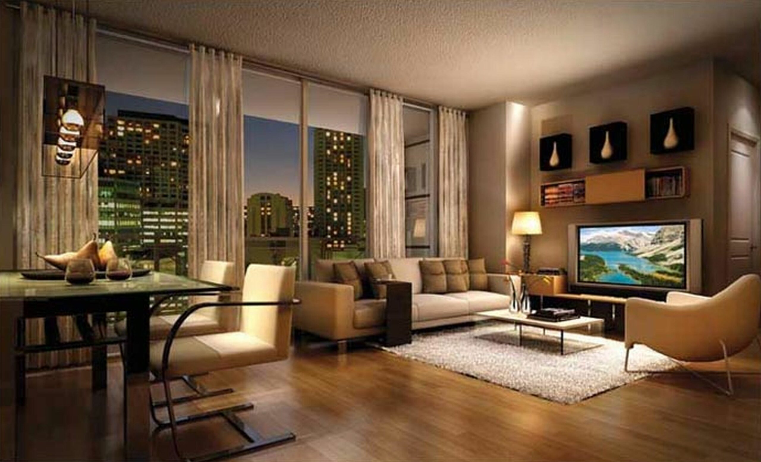 Attractive Design Your Apartment Decorating First Home Best ...