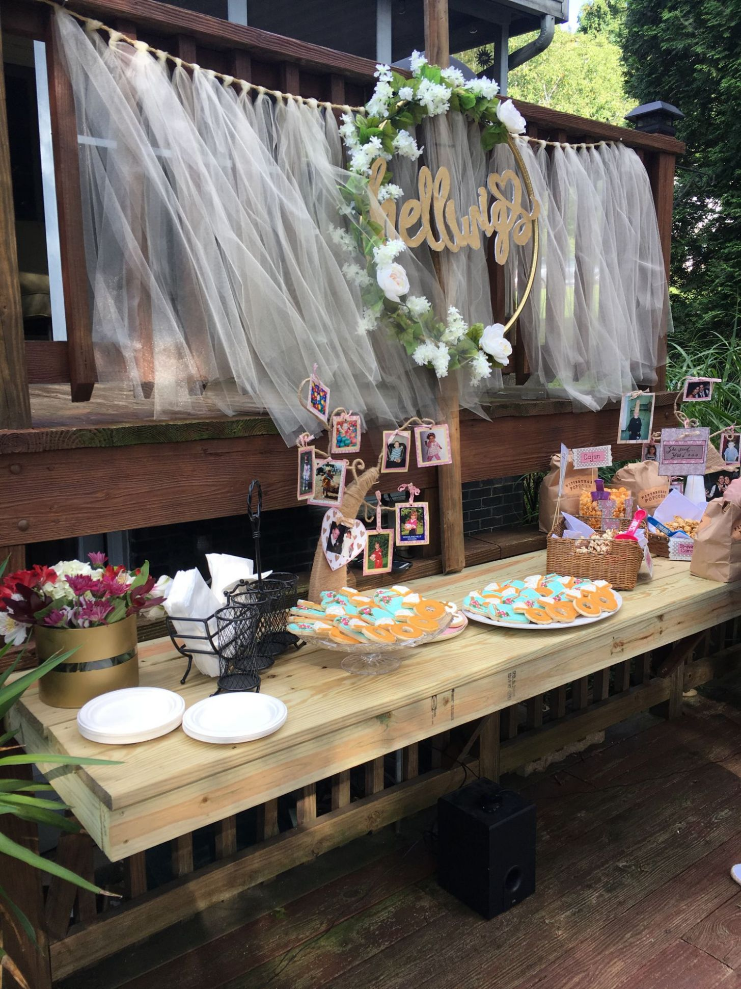 Awesome Backyard Engagement Party Decoration Ideas - owl-freshome - backyard engagement ideas