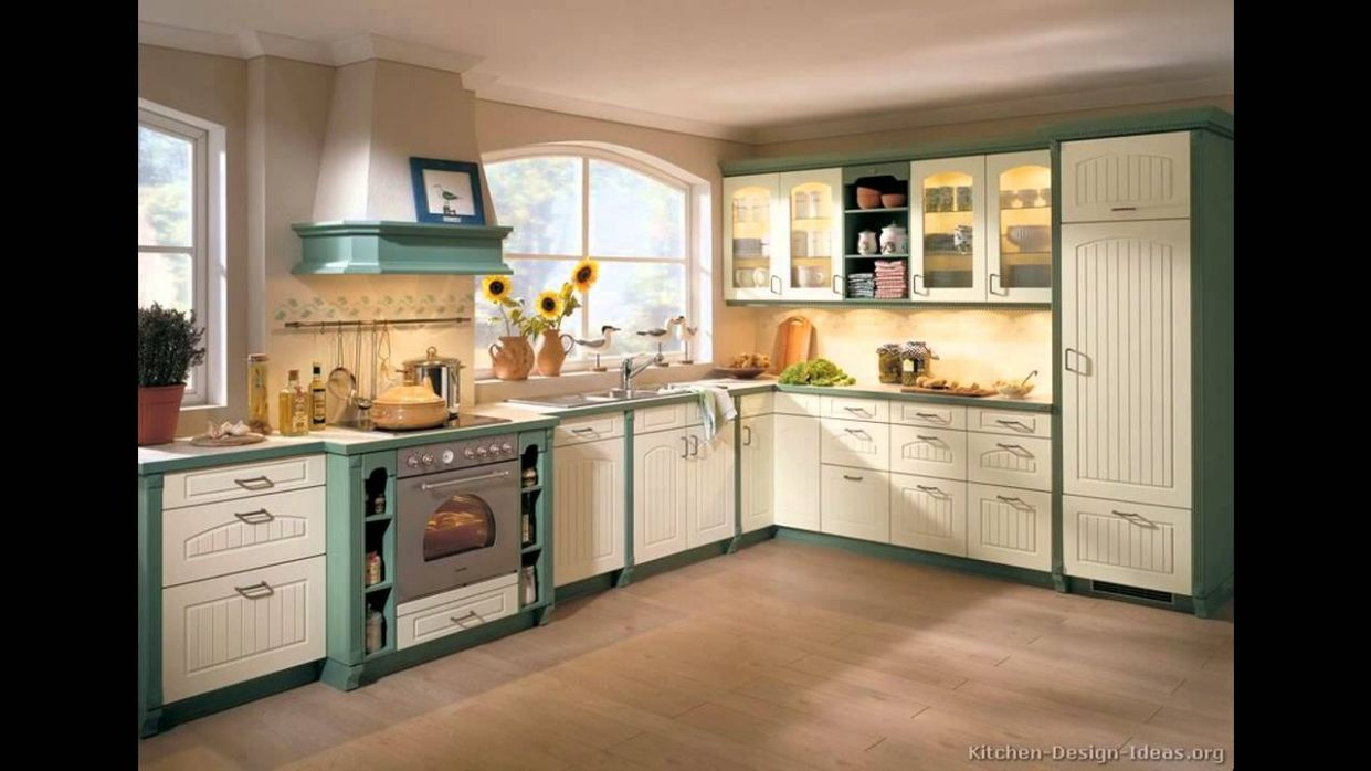 Awesome Two tone kitchen cabinets ideas - YouTube - kitchen ideas two tone cabinets