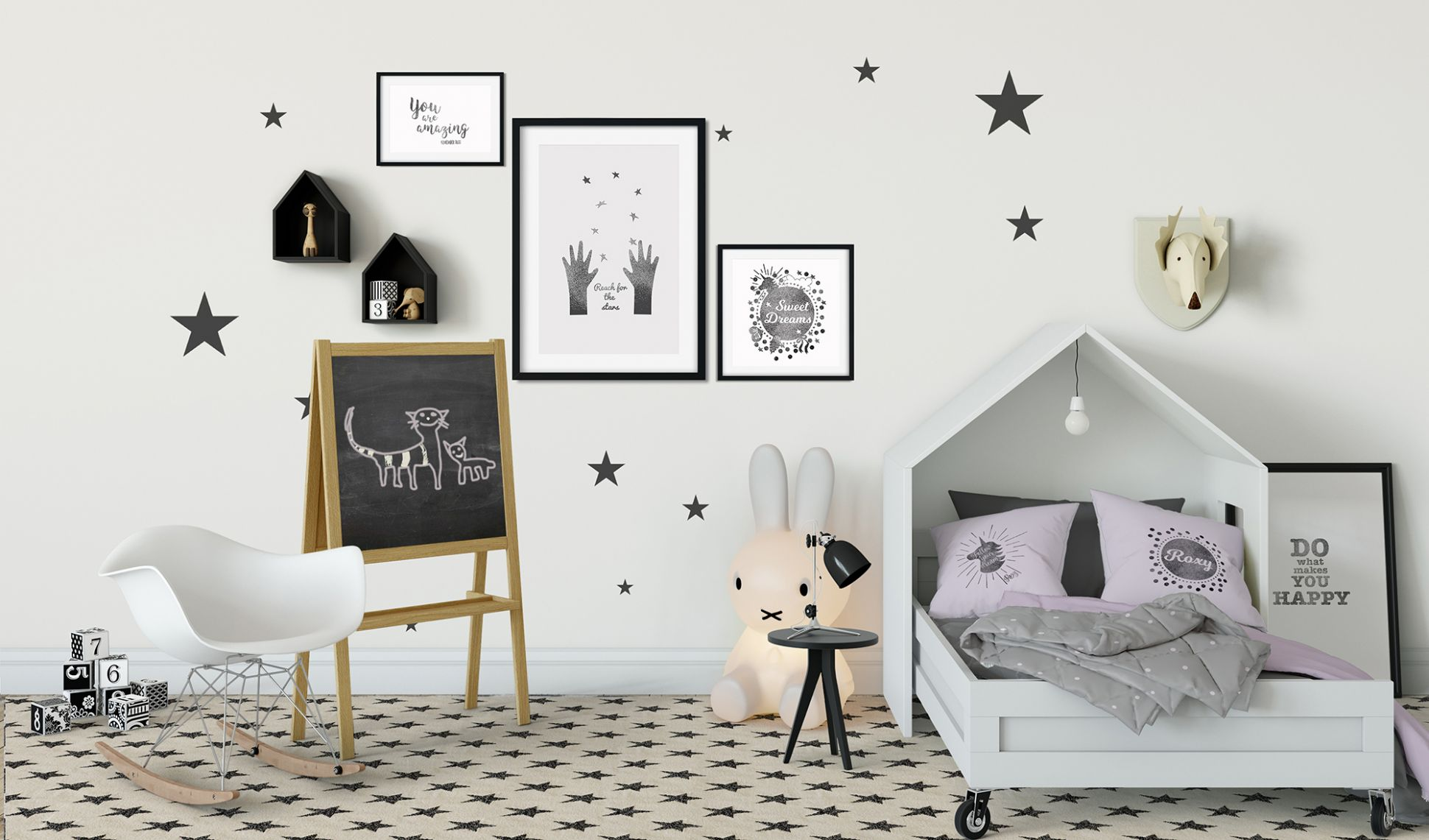 baby & kids | my home and yours - baby room gifts
