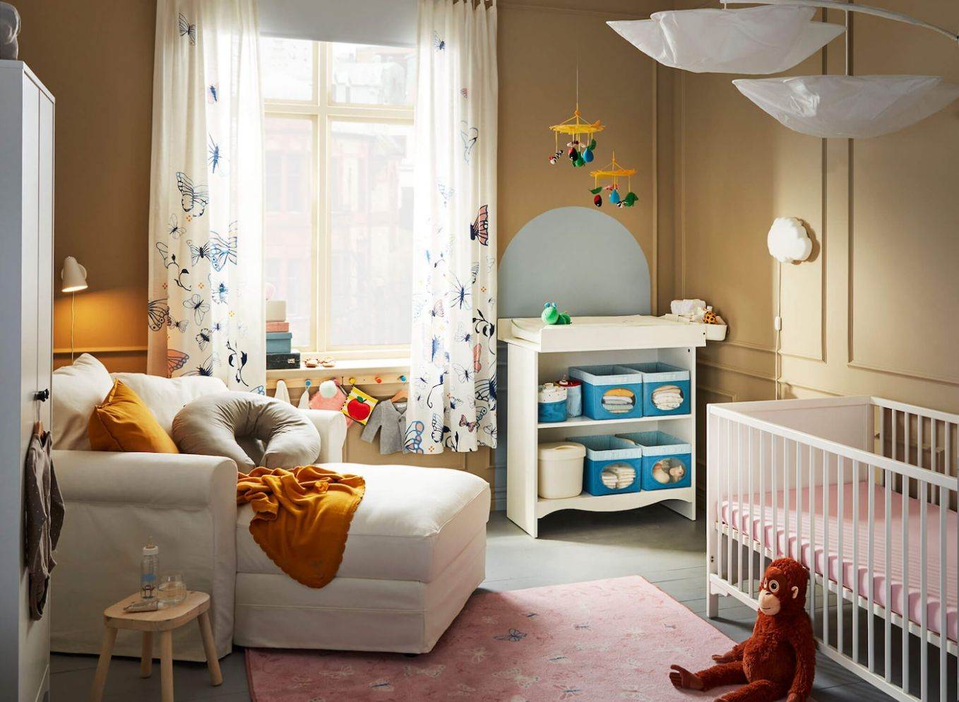 Baby Furniture - Rooms - IKEA - baby room photos