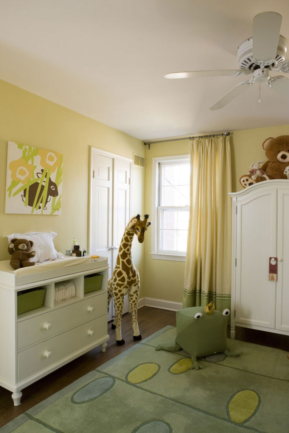 Baby Nursery Color Schemes For Your Baby's Room
