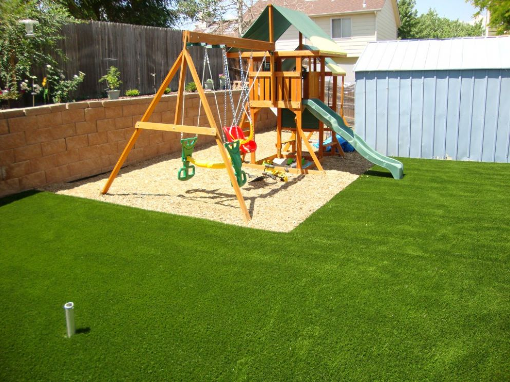 Backyard landscaping ideas kid friendly | Outdoor furniture Design ..