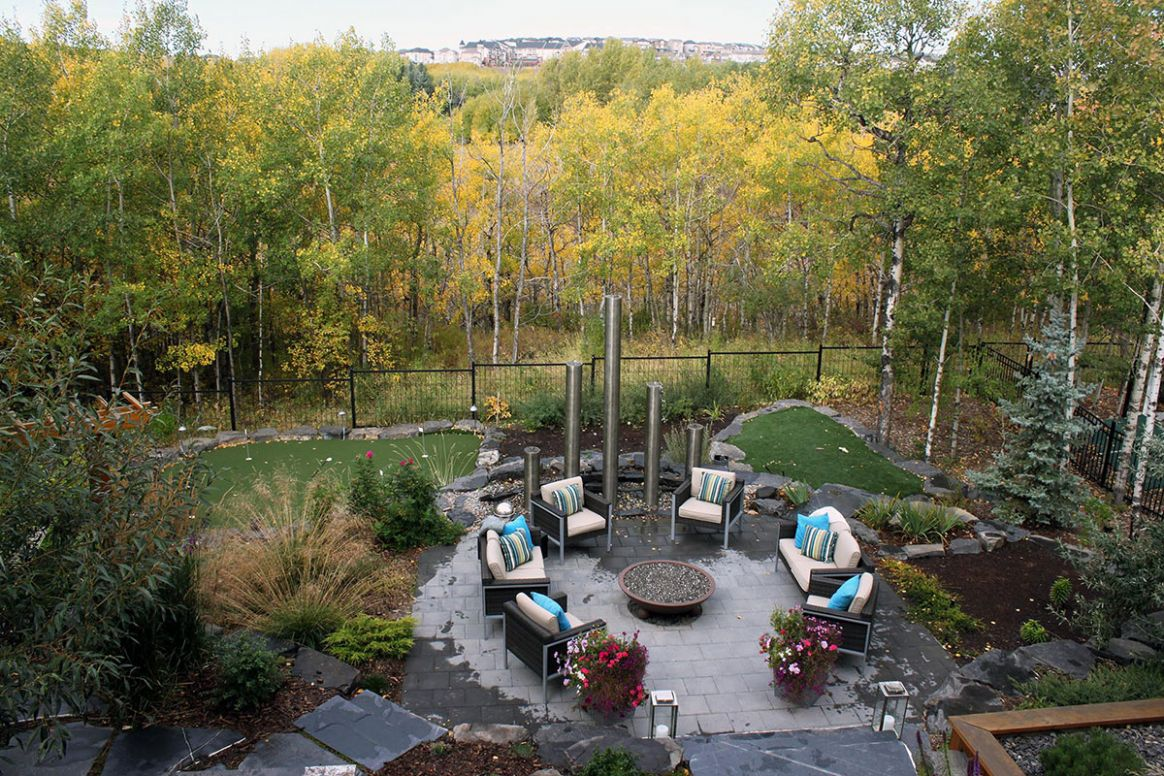 Backyard Landscaping, Live Your Ideal Lifestyle | Ananda Landscapes - backyard ideas calgary