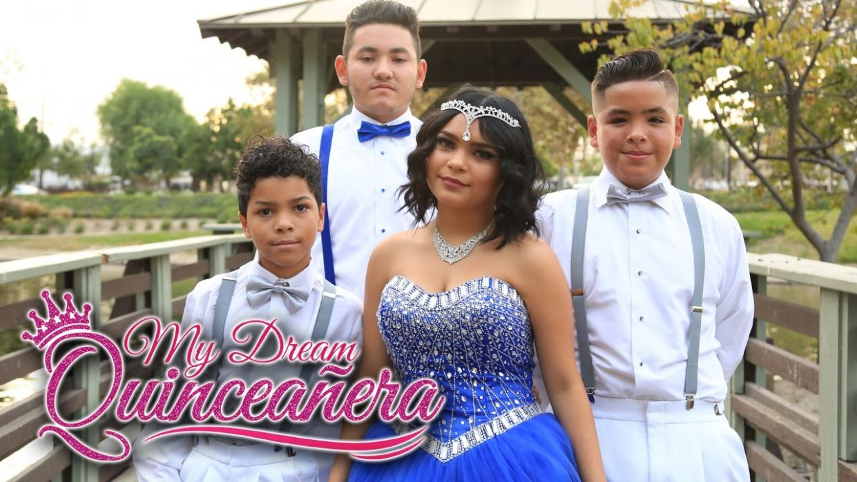 Backyard Quince - My Dream Quinceañera - Diana EP 11 - small backyard quince