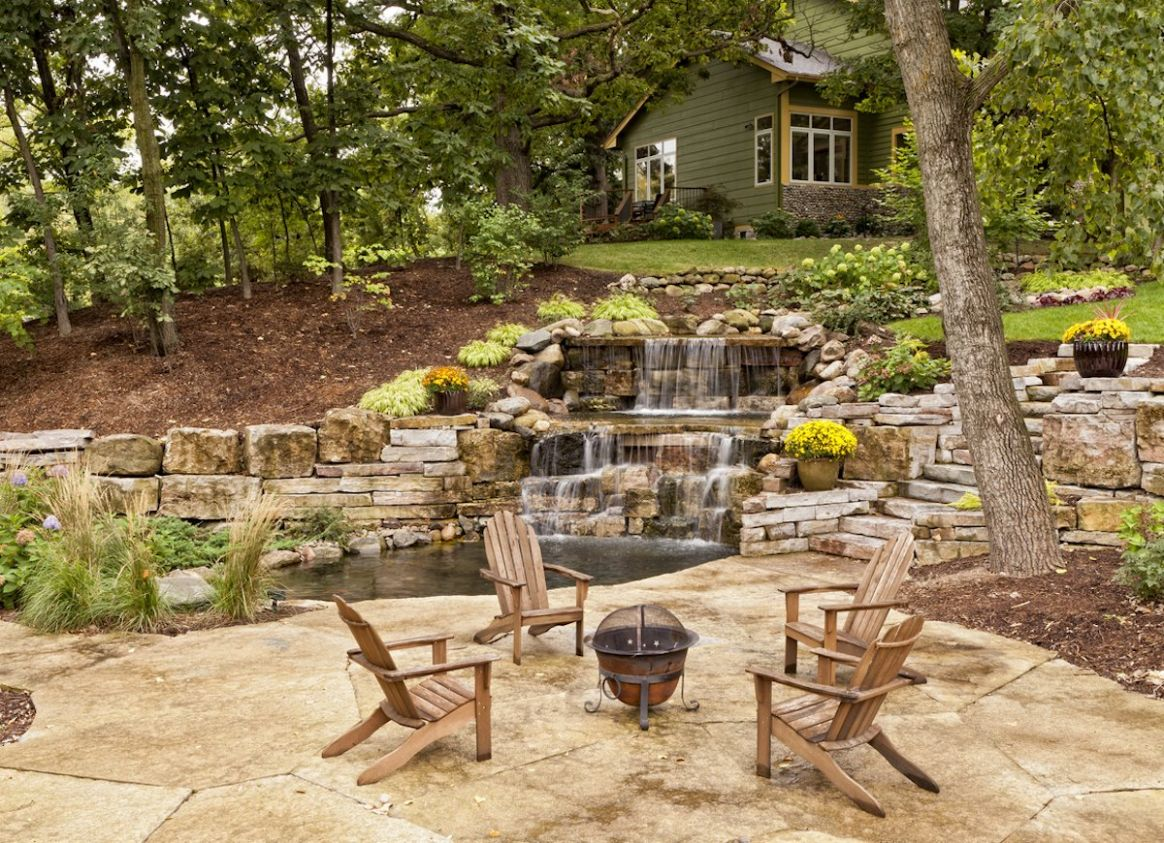 Backyard Slope Landscaping Ideas - 10 Things To Do - Bob Vila - backyard ideas hill