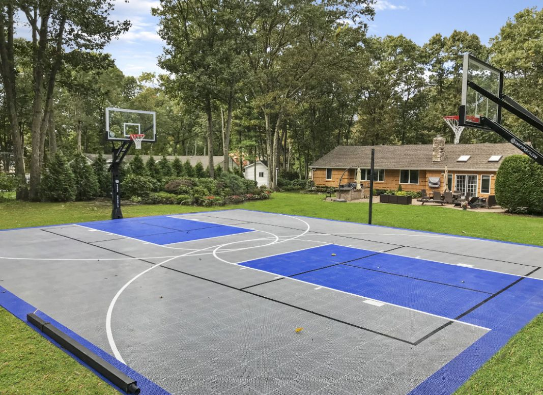 Backyard Sports and Athletic Courts | Flawless Masonry