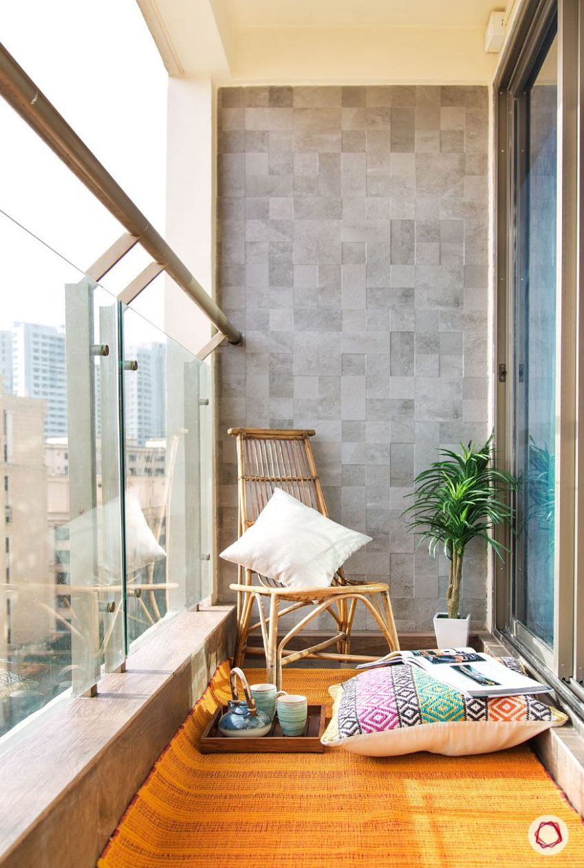 Balconies from #LivspaceHomes That Will Floor You | Small space ..