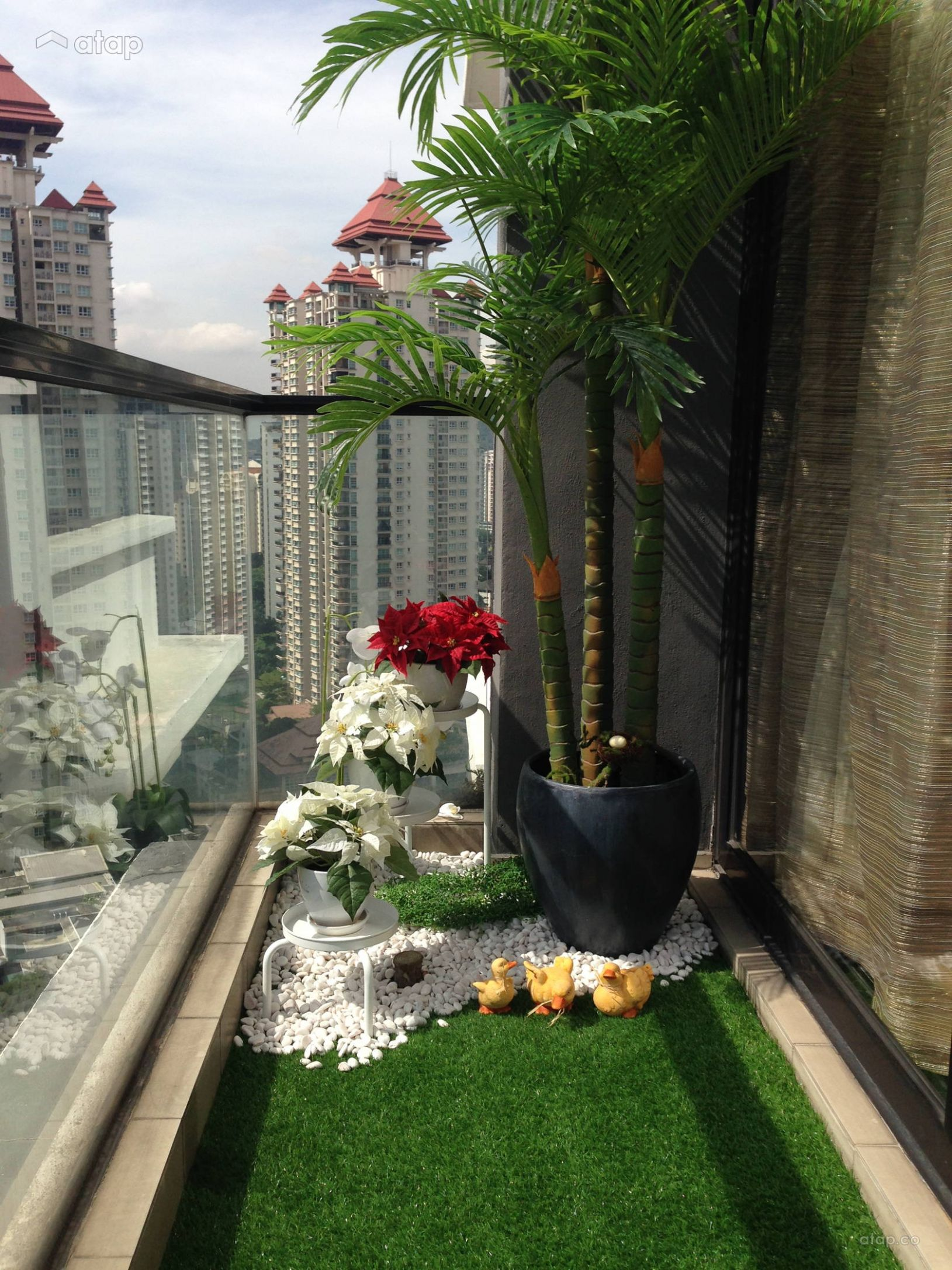 Balcony Ideas You Can Steal from These Malaysian Homes | Atap.co