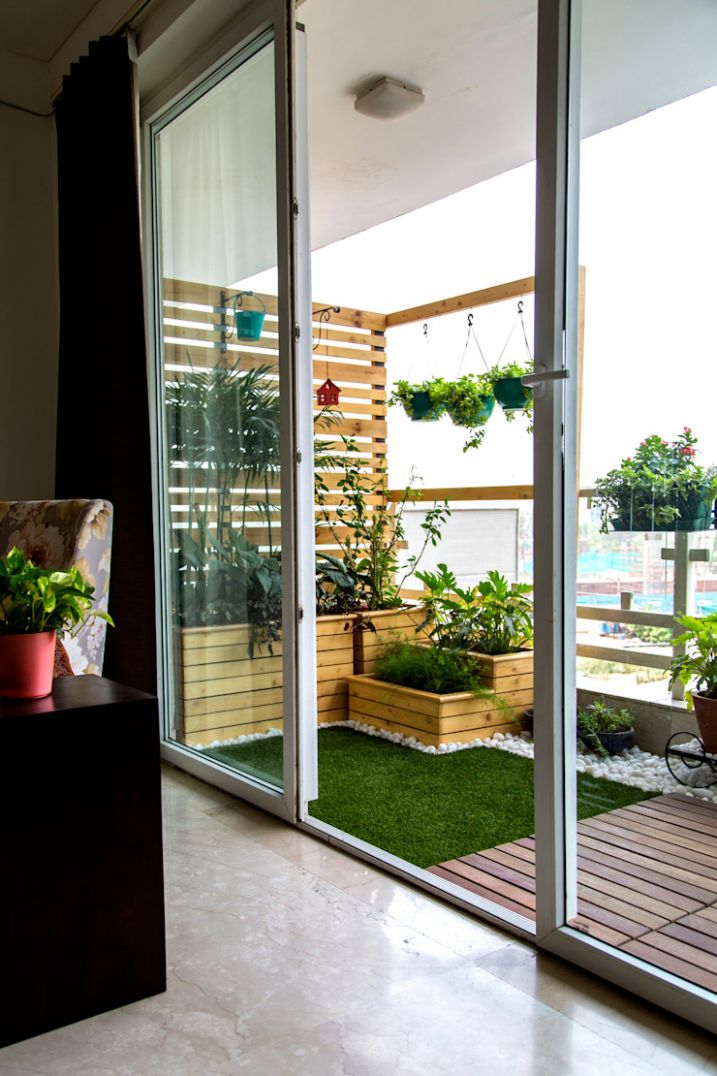 Balcony makeover - English by Studio Earthbox | homify