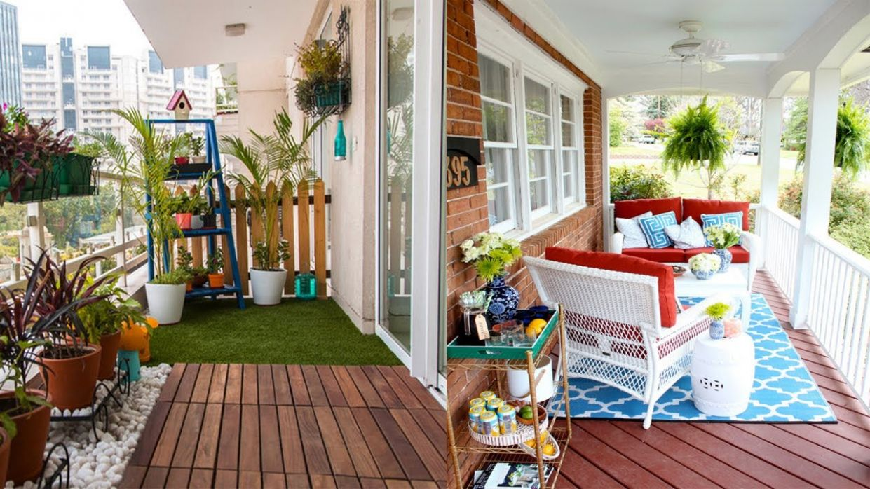 Balcony Makeover Ideas - Sierraresgroup - balcony makeover ideas