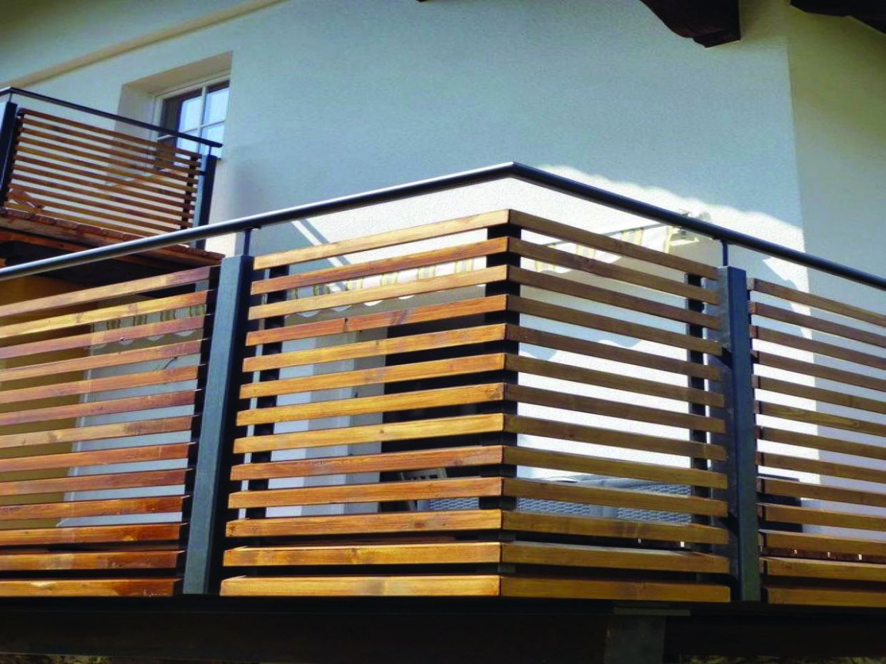 Balcony Railing Concepts (With images) | Balcony railing design ..