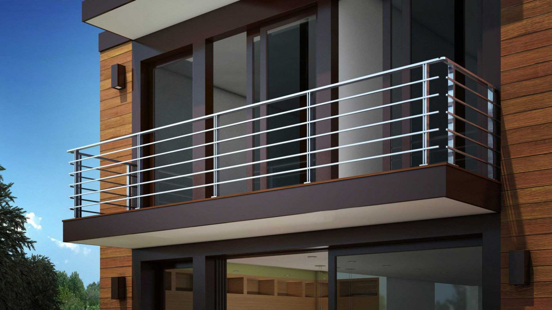 Balcony Railing Ideas Model 8 Cozy Decorating Home Elements And ..