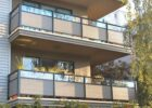 Balcony Railing Privacy Covers Types Ideas The Important Apartment ...