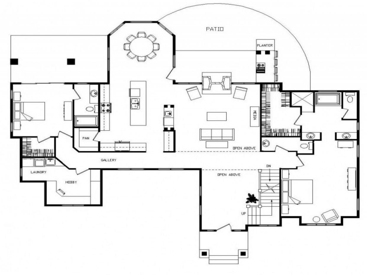 barn homes floor plans 8: Small Log Cabin Floor Plans And ...