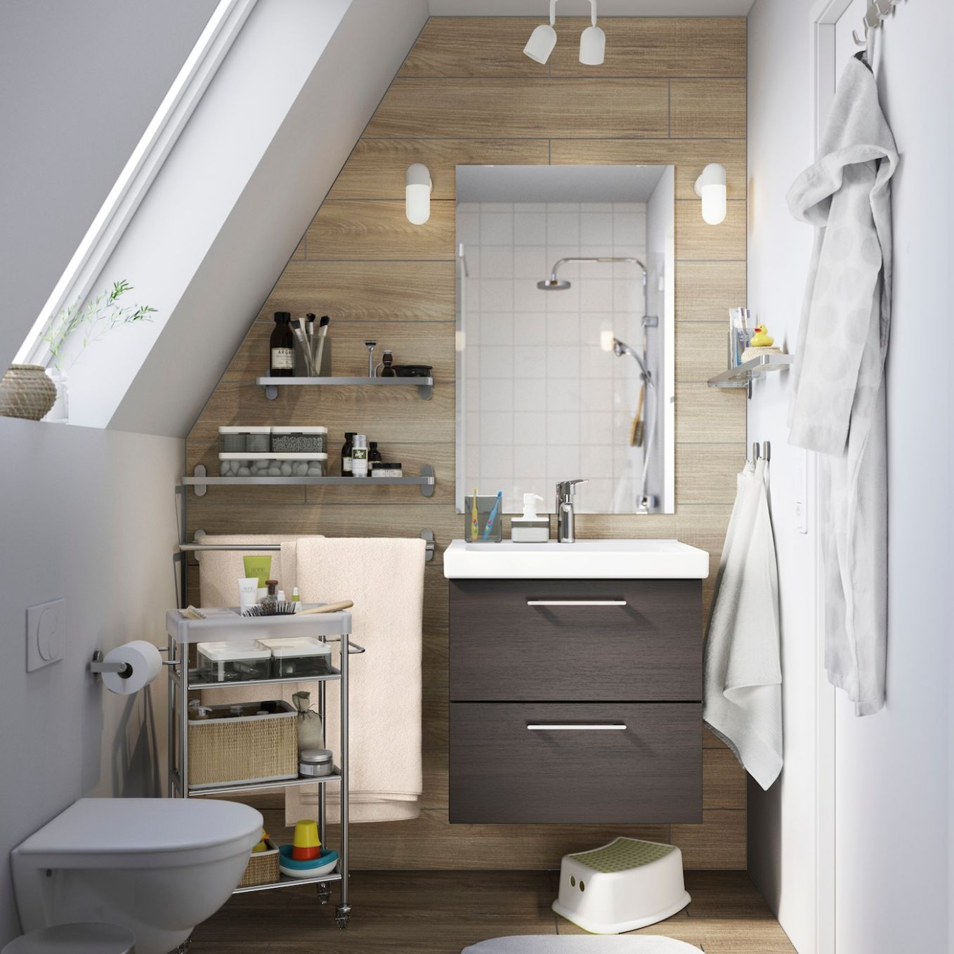 Bathroom Design Gallery UAE - IKEA - laundry room ideas ikea