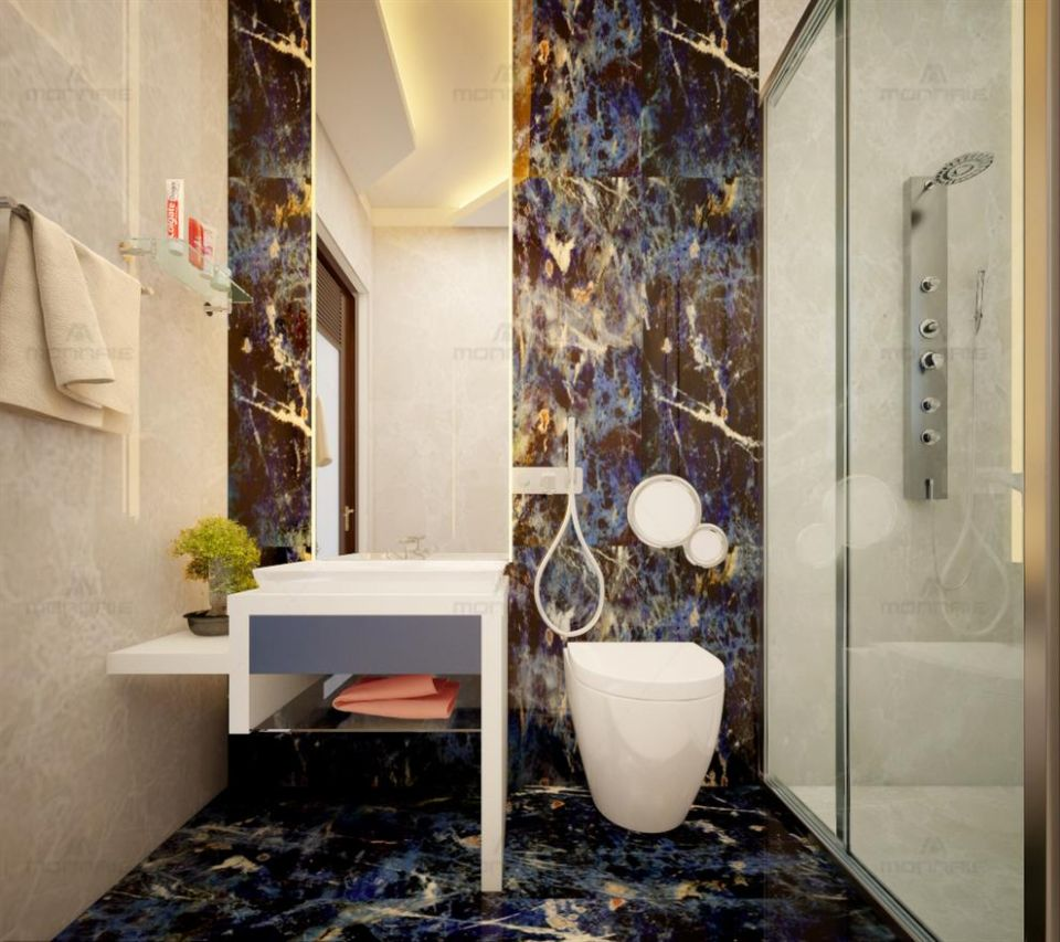 Bathroom design ideas - Monnaie Architects & Interiors - bathroom ..