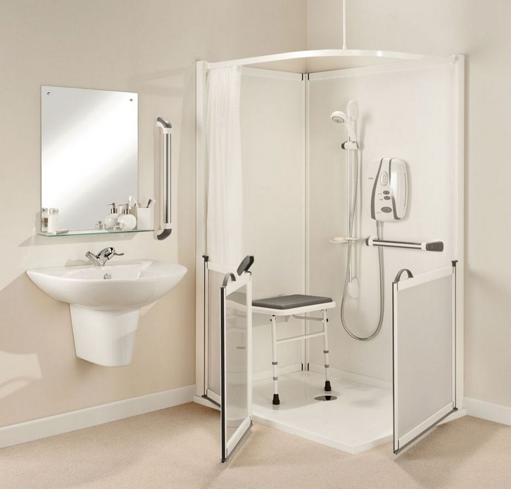 Bathroom For Elderly Ideas With Chairs   ArchitectureIn - bathroom ideas for elderly