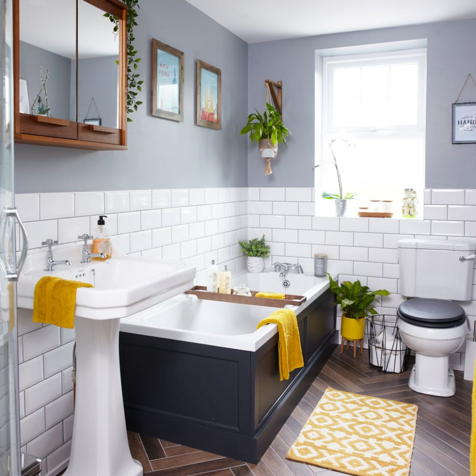 Bathroom ideas, designs, trends and pictures | Ideal Home