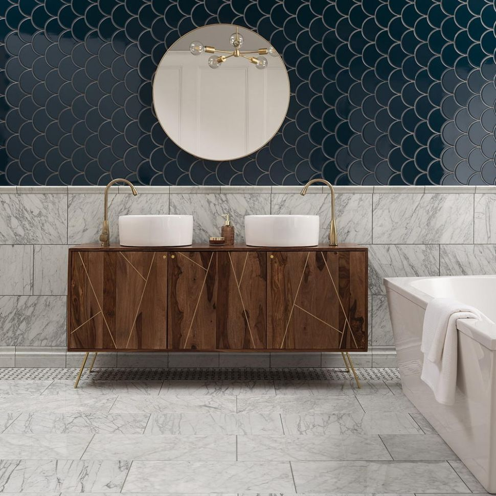 Bathroom trends 11 – The best new looks for your space - bathroom ideas uk 2019