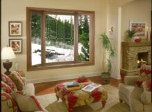 Bay Window Livingoom Ideas Large Picture Windows In Furniture ...