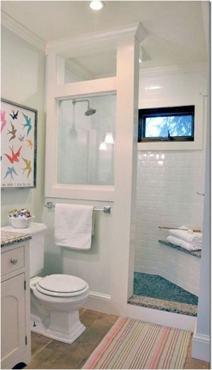 Beautiful Small Bathroom Design Ideas Pinterest | Kamar mandi ...