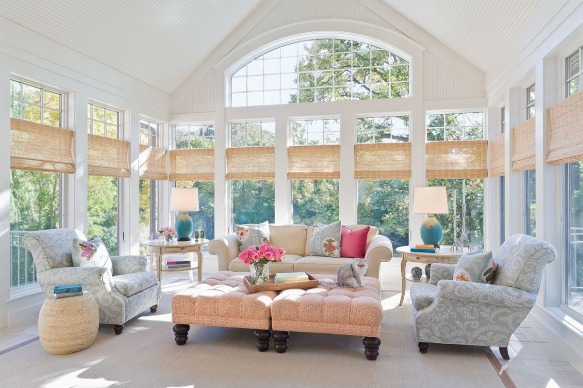 Beautiful Sunroom Ideas That Bring The Indoors Outside - sunroom ideas pics