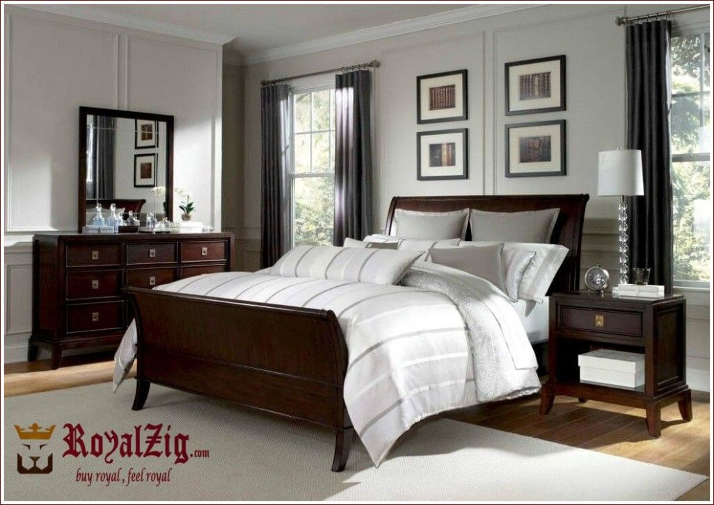 Bedroom #Classic #Modern #Wood in 10 | Cherry wood furniture ..