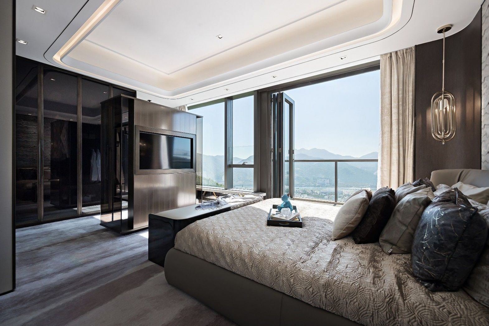 bedroom decor small room, Residential Interior Design, Hong Kong ...