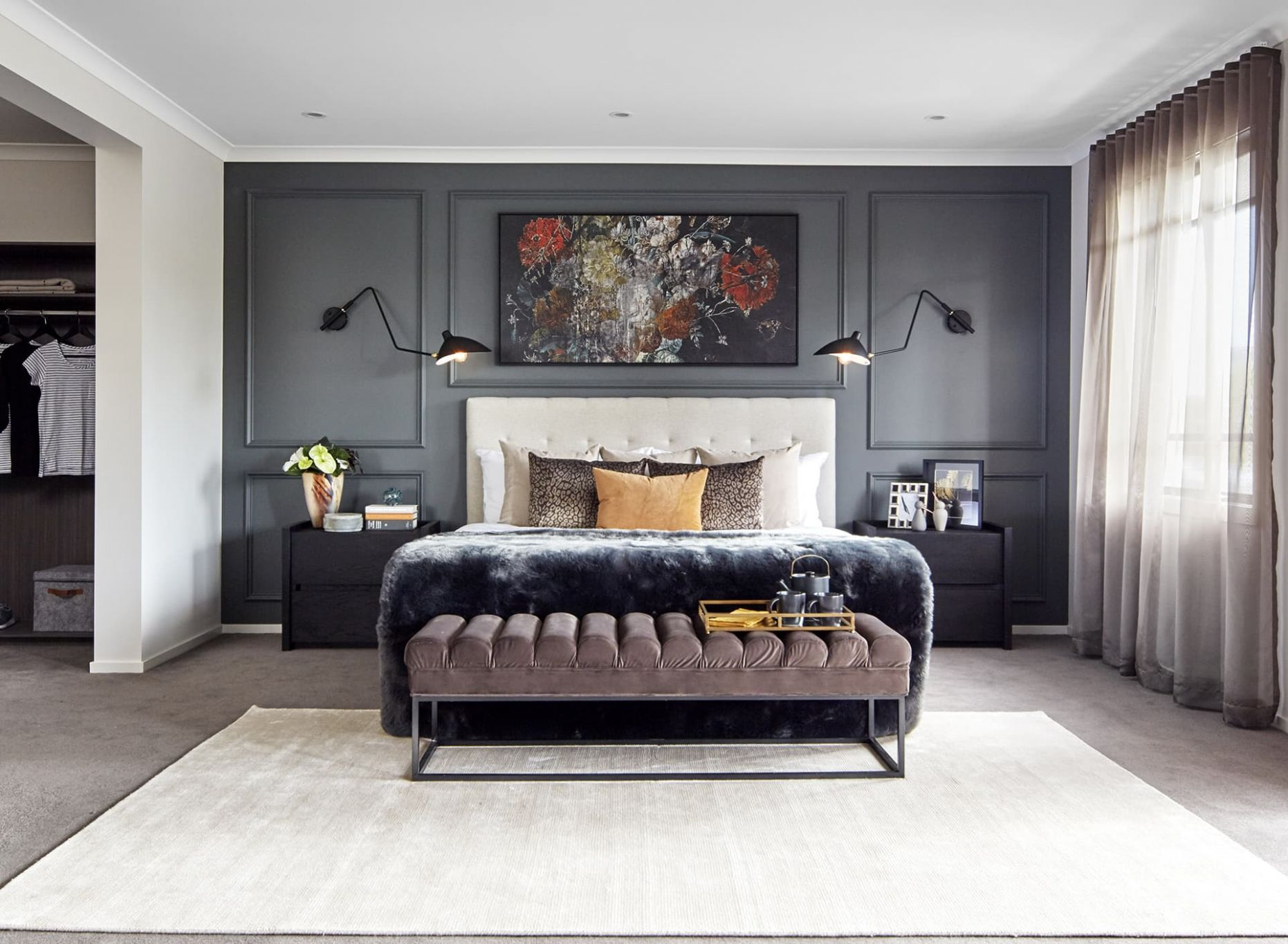 Bedroom Feature Wall Ideas: 8 Easy and Transformative Looks - TLC ..