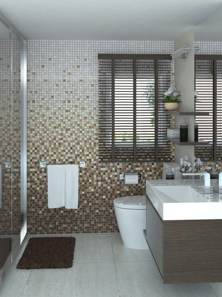 Before and after home bathroom remodeling ideas | Budget bathroom ...