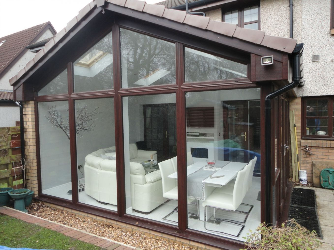 Bespoke Sunrooms in Scotland | CSJ - Central Scotland Joinery - sunroom ideas uk
