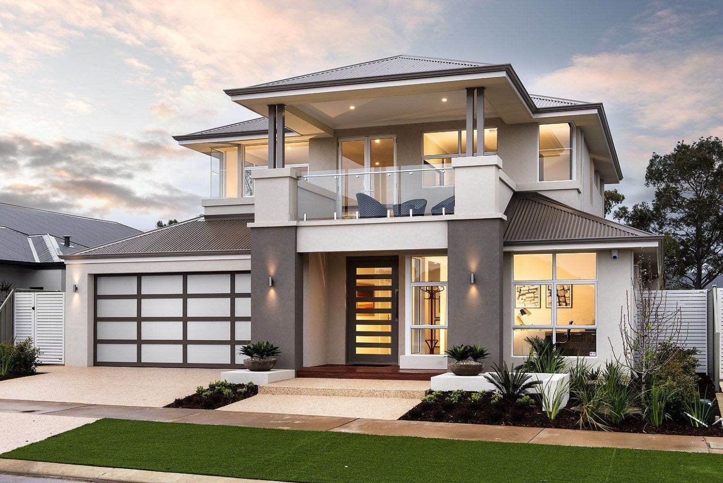 Best 11+ Architecture Homes Ideas Inspirations   Double storey ...