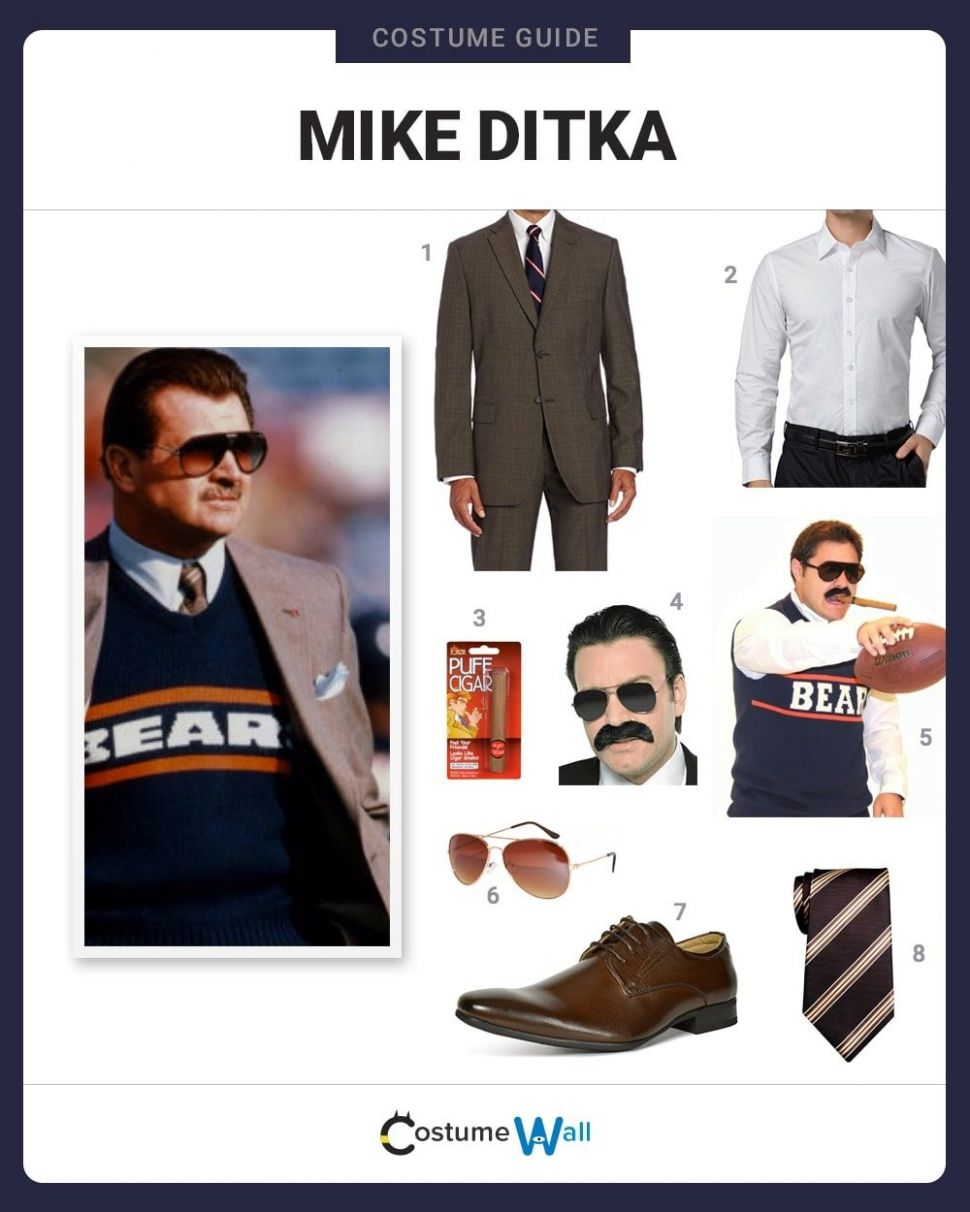 Best Costumes for Men with Mustaches in 10 | Costume Wall - halloween ideas mustache