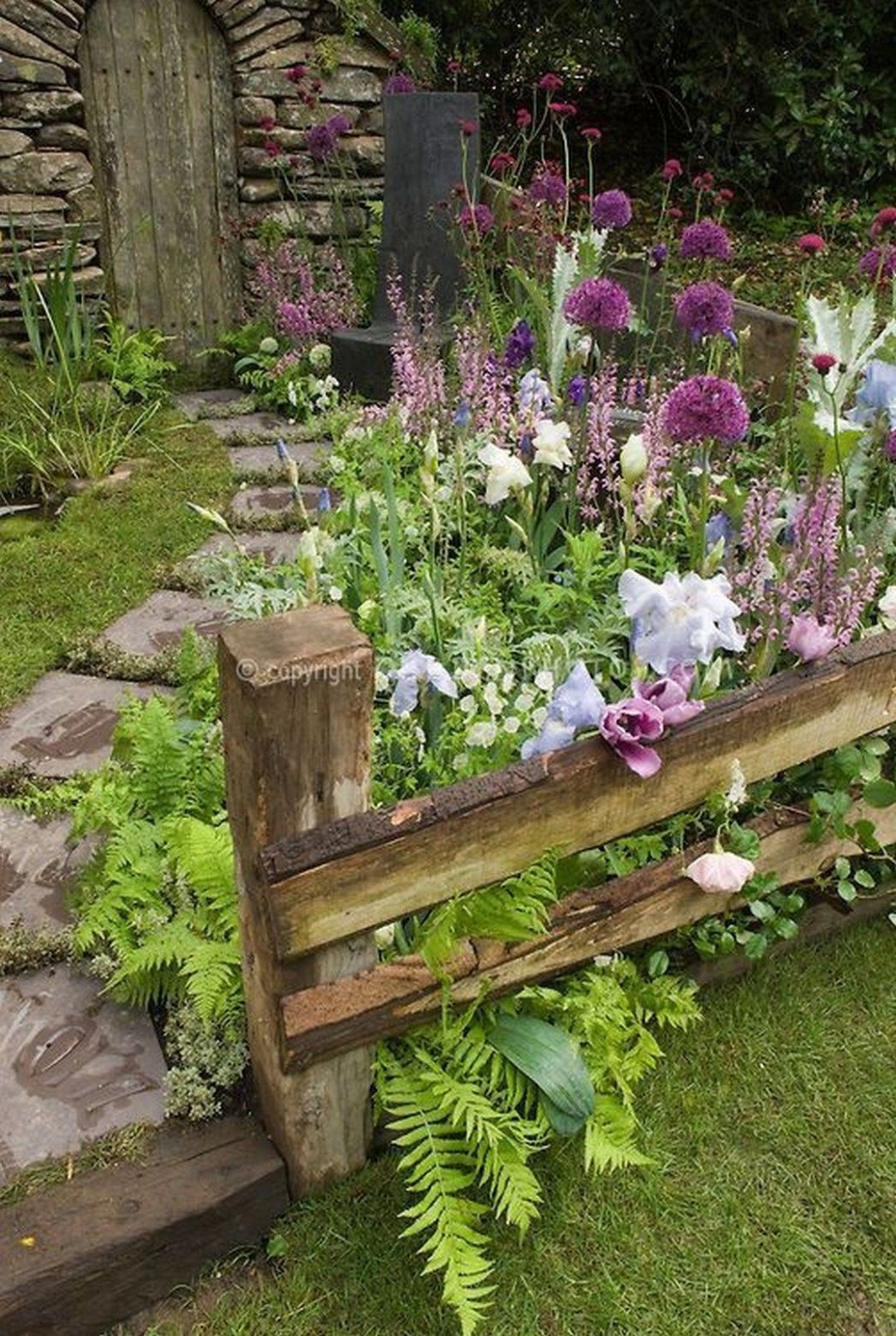 Best DIY Cottage Garden Ideas From Pinterest (11 | Idées jardin ..