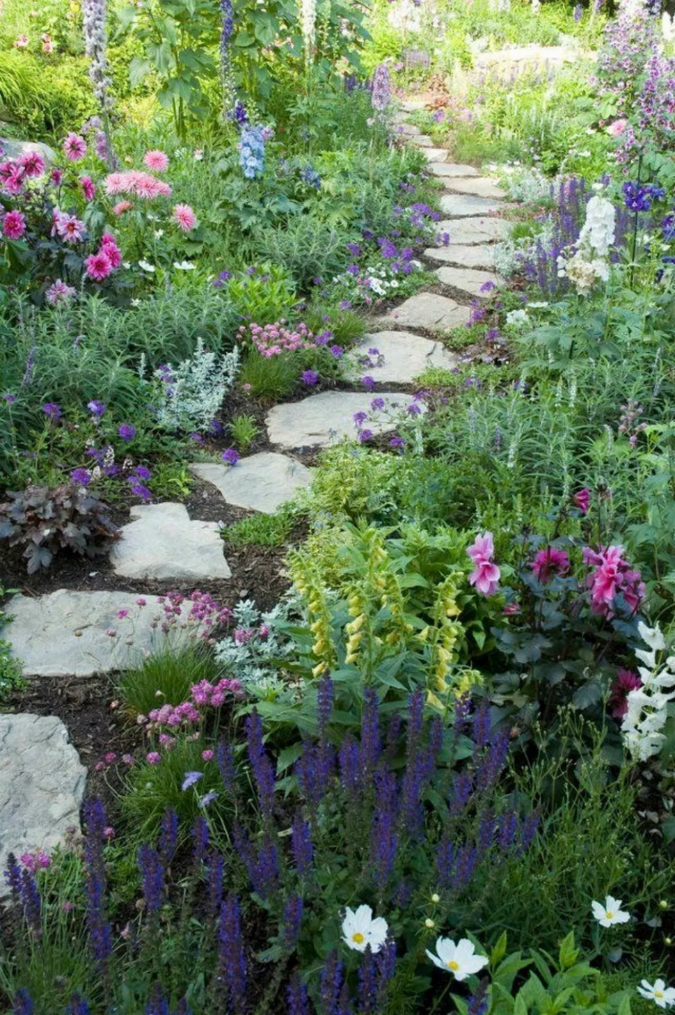 Best DIY Cottage Garden Ideas From Pinterest (11 (With images ..
