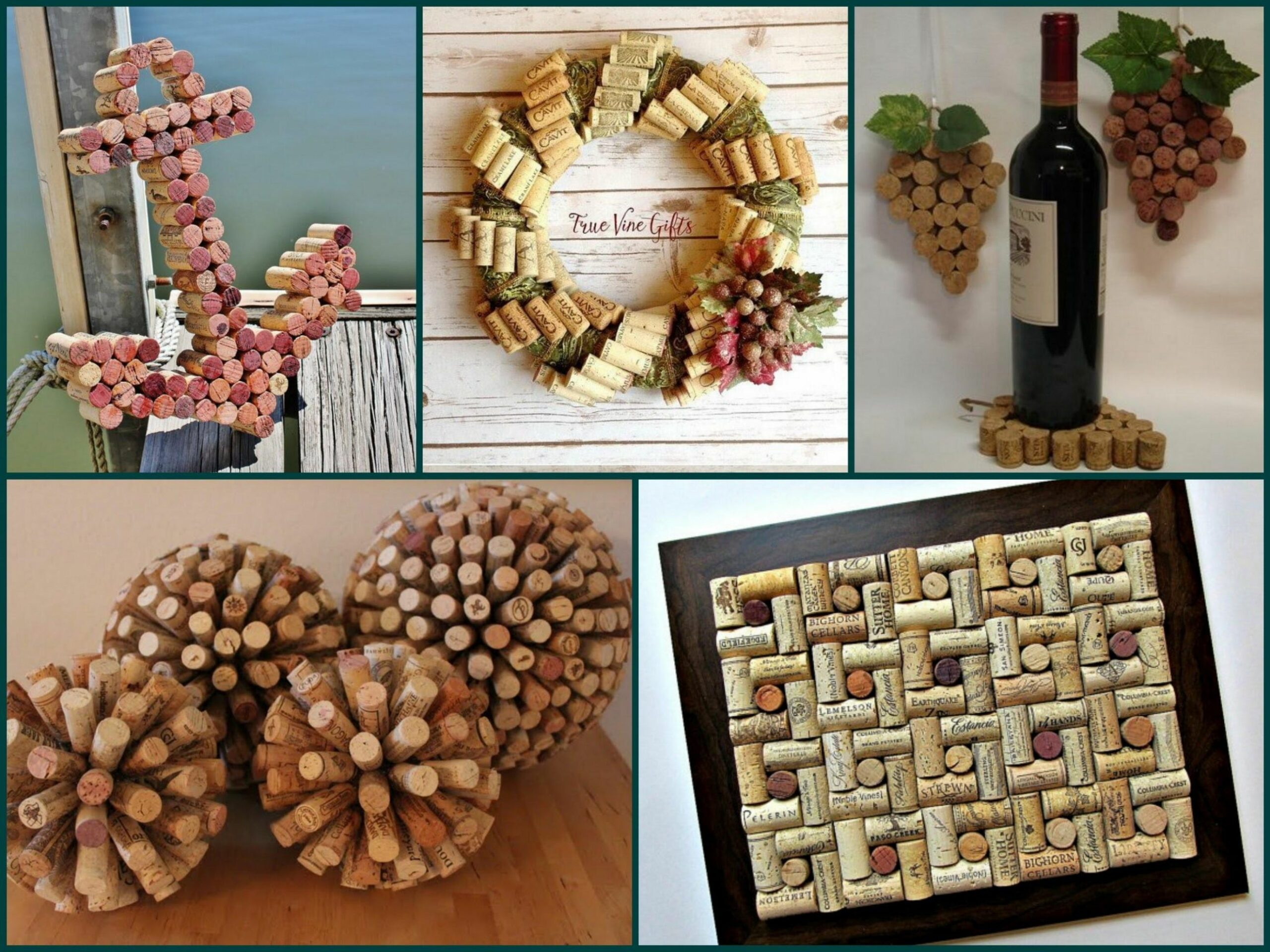 Best Diy Wine Cork Ideas Recycled Home Decor Clipgoo ..