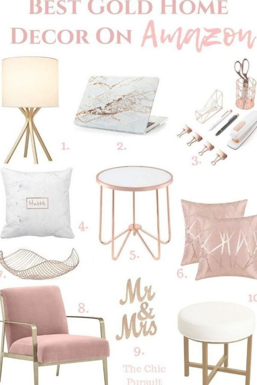 Best Gold Home Decor Accents: the best gold ideas for a beautiful ..