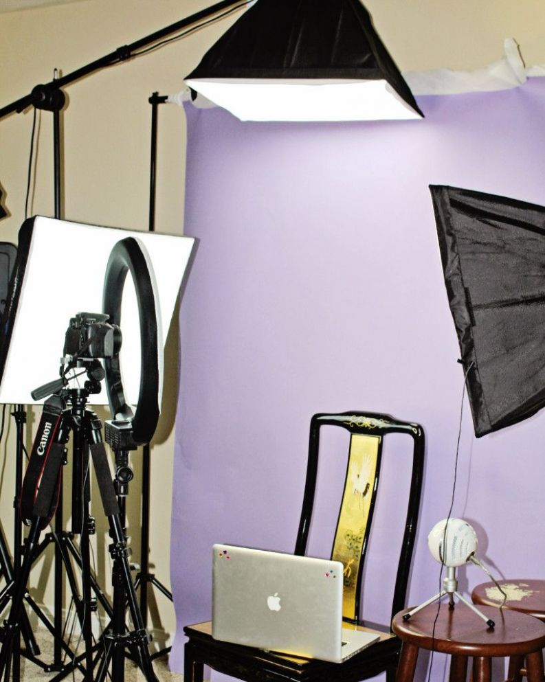 Best Lighting and Video Equipment for Beauty Bloggers (With images ..